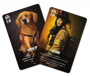 Flash Point : Veteran and Rescue Dog Pack (IB&C)
